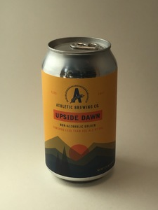 Athletic Brewing - Upside Dawn (12oz Can) - Non-Alcoholic